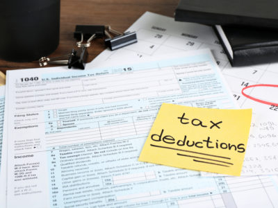 long term care tax deductions