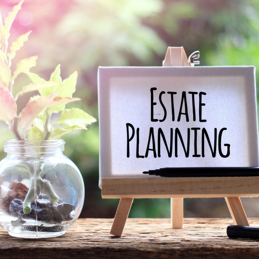 do your own estate plan